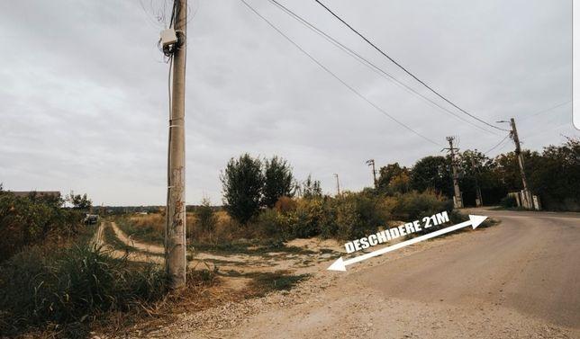 Teren intravilan Domnesti-Țegheș