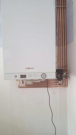 Instalatii termice, Sanitare, Incalzire in pardoseala