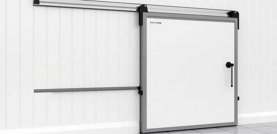 Двери холодильных камер. Двери морозильных камер. Холодильные ворота