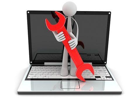 Лаптоп, компютърни и сървърни услуги по домовете.