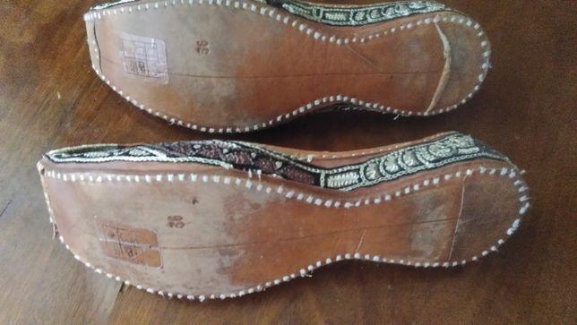 Iminei sau papuci arabesti-turcesti