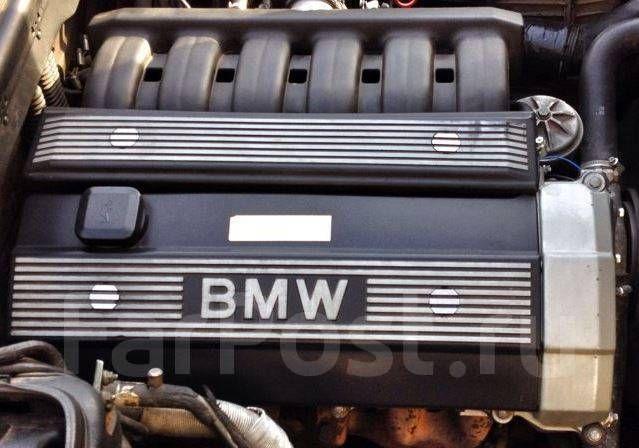 Контрактный двигатель на БМВ из Германии без пробега по Казахстану.