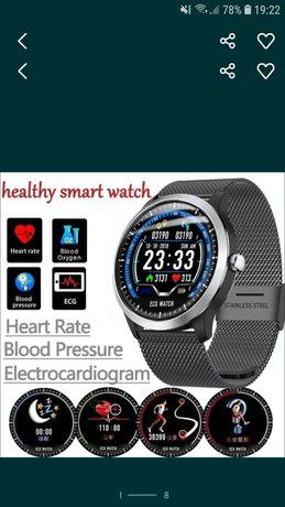 Ceas smartwatch N58 ECG Electrocardiograma