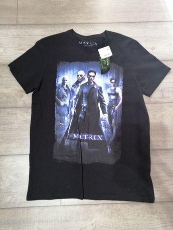 2 tricouri M originale Star Wars si The Matrix