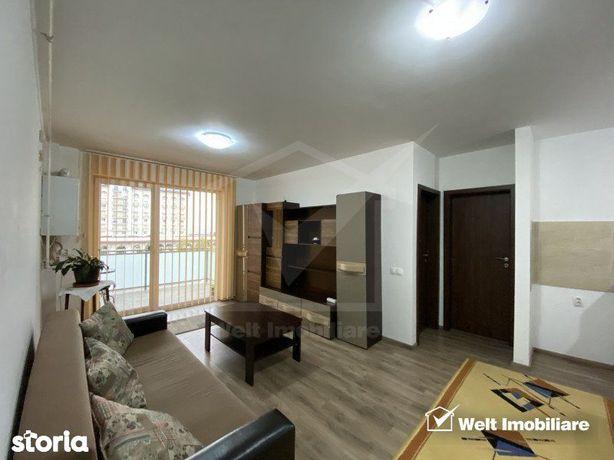 Apartament 2 camere + garaj, cartier Buna Ziua, Grand Hill Residence
