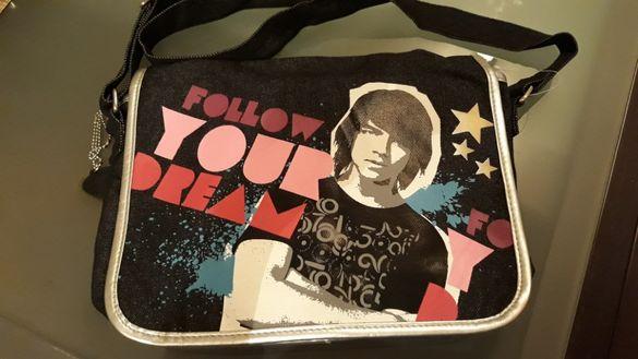 Тийнейджърска чанта Camp Rock