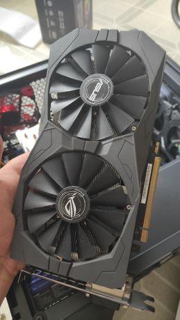 Видеокарта Nvidia Geforce GTX 1050ti 4GB Asus