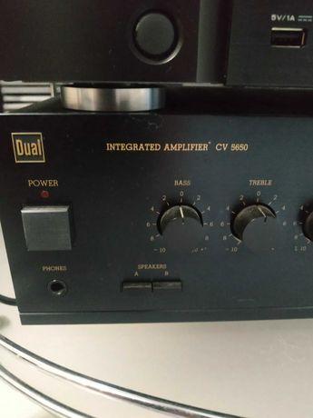 Усилитель DUAL SV 5650 и дэка DUAL CC 5850 RC
