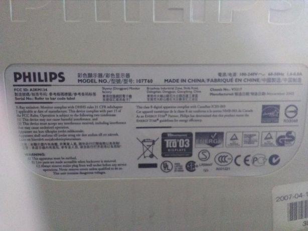 Philips monitor 107T60