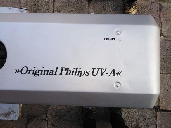 UV лампа за дезинфекция на големи помещения
