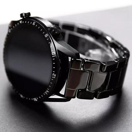 Huawei GT/Pro/GT2, Samsung Gear S3,Galaxy watch 46mm керамични верижки