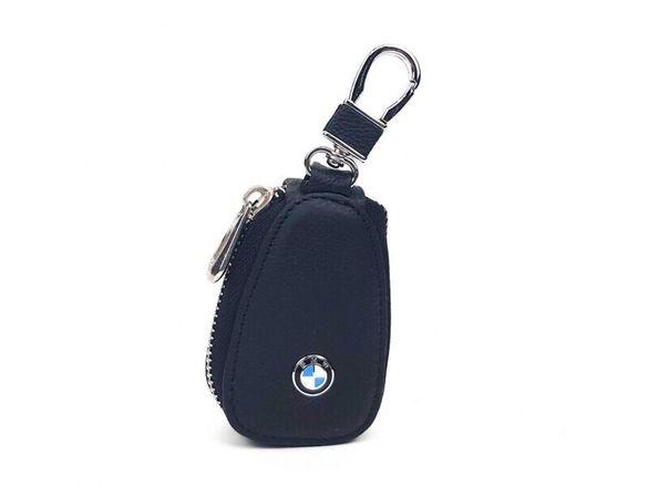 Ключодържател BMW портмоне за ключове - естествена кожа