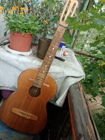 Гитара раритет Москва 80