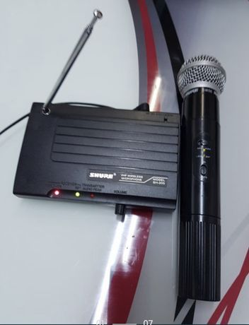 Microfon original shure sm58