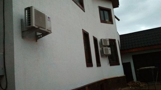 Вентиляция и кондиционеры. Установка, демонтаж, ремонт и обслуживание.