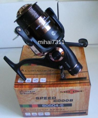 Mulineta de CRAP Mifine Speed 6000B -8 rulmenti