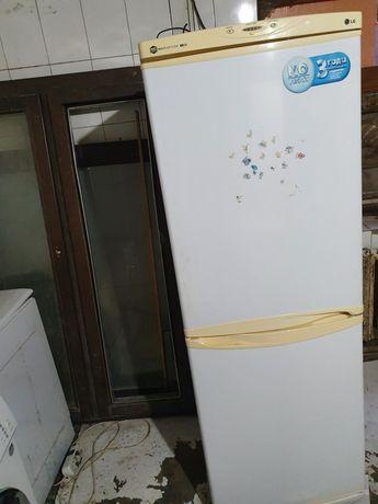 LG холодильник no frost двухкамерный