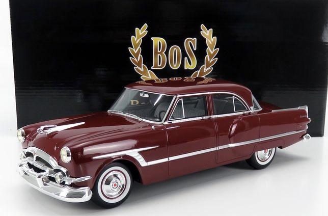 BOS MODELS PACKARD CAVALIER an 1953 machetă auto colecție scara 1:18