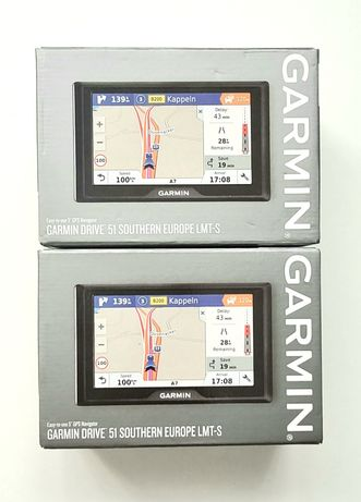 Garmin Drive 51 LMT-S / DriveSmart 61 Europe,  SIGILAT