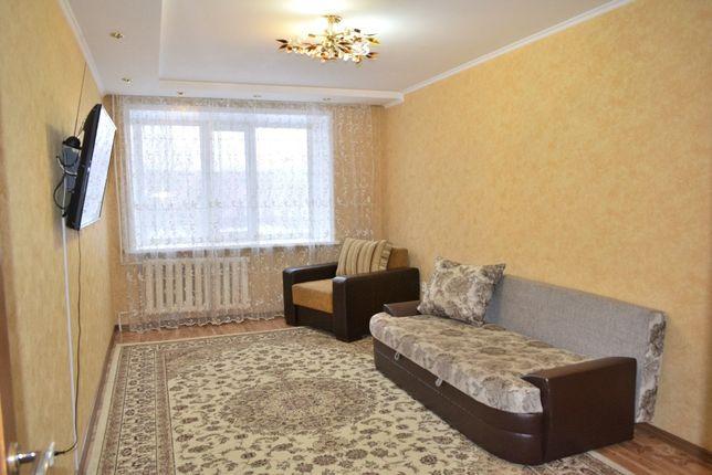 Квартира на сутки 2 комн.кв на А.Баймуканова 118