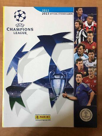 Album UEFA Champions League 2012-2013 Panini