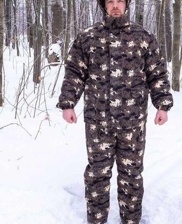 Зимний костюм( горка)