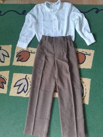 Панталон с риза за момче