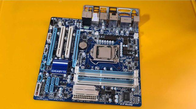 648S.Placa De Baza Gigabyte H55M-UD2H,4xDDR3,Socket 1156
