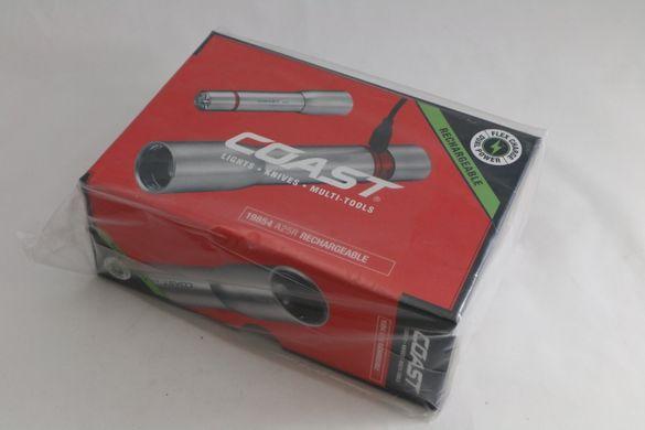 презареждащ стоманен прожектор COAST A25R, нов, американски,внос от Ге