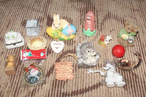 Различни сувенири