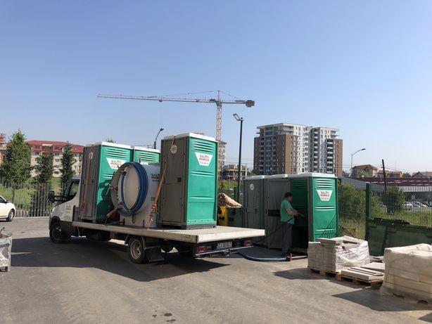 Inchiriem toalete ecologice - wc ecologic- Floresti - Baciu-Apahida