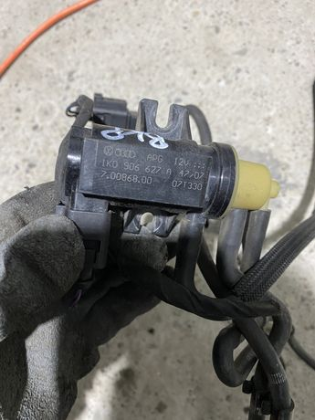 Senzori pt passat b6:convertor presiune turbo,supapa vacum,etc