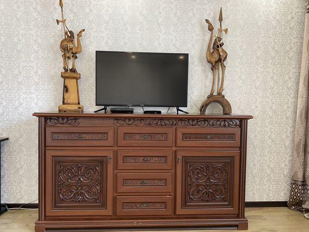 Комод. Комод под телевизор. Стол гостивой. Овальный стол