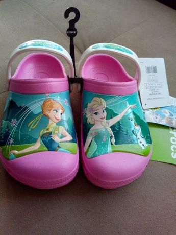 Crocs Frozen 34-35 номер