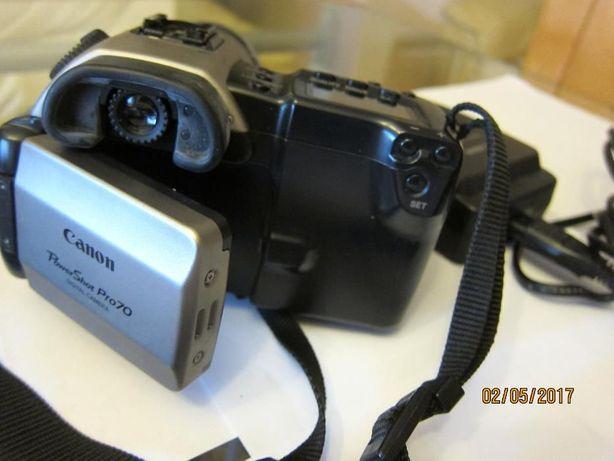 Aparat foto digital Canon Power Shot Pro 70