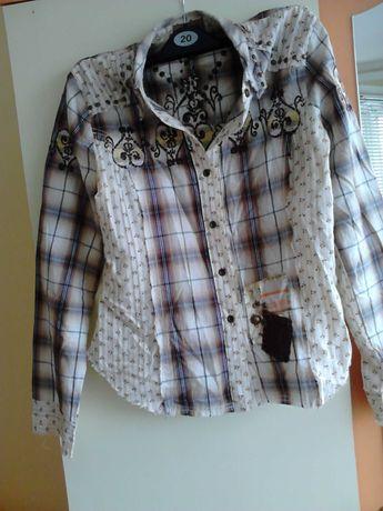 Нова маркова риза стил ФЕТИШ. Размер М