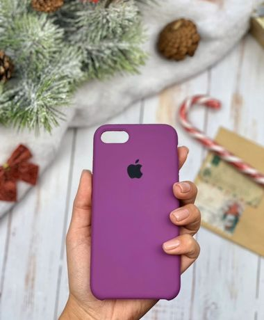 Husă PURPLE silicon iphone 7 8 plus X XS MAX XR 11 11 PRO MAX
