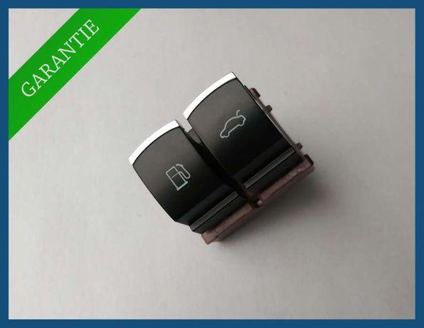 Buton crom deschidere portbagaj si usa rezervor OEM VW Passat B6 CC B7