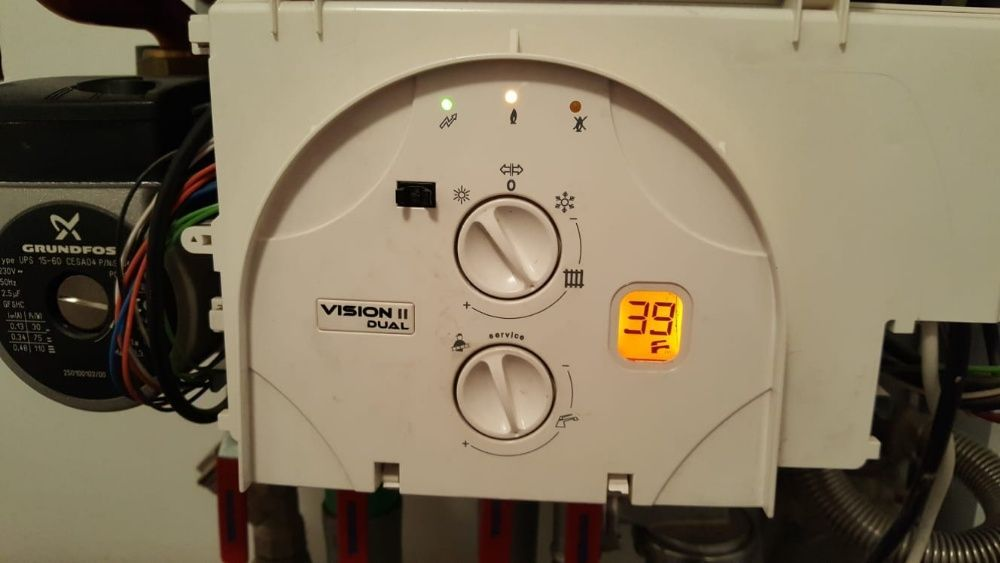 Reparații centrale termice pe loc Tehnician Repar Plăci electronice Bucuresti - imagine 1