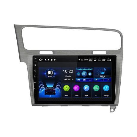 Radio Navigatie GPS Android 10 ecran 10 inch VW Volkswagen Golf 7 VII