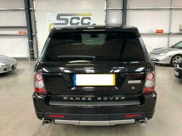Haion cu luneta Land Rover Range Rover Sport 2012 si alte piese