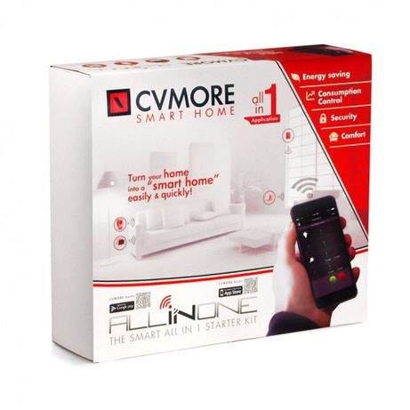 -55 % Reducere, CV MORE - GERMANY, Smart Home All in One, 5 Piese. NOU