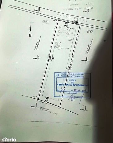Vanzare Teren Pallady Aleea Mizil