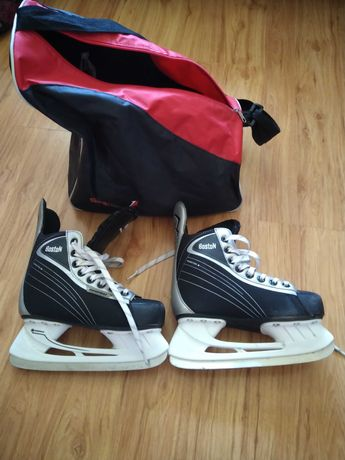 Коньки хоккейные 35 р-р