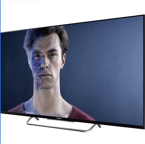 Sony BRAVIA KDL-55W805B 139 cm (55 Zoll) Fernseher (Full HD, Smart TV,