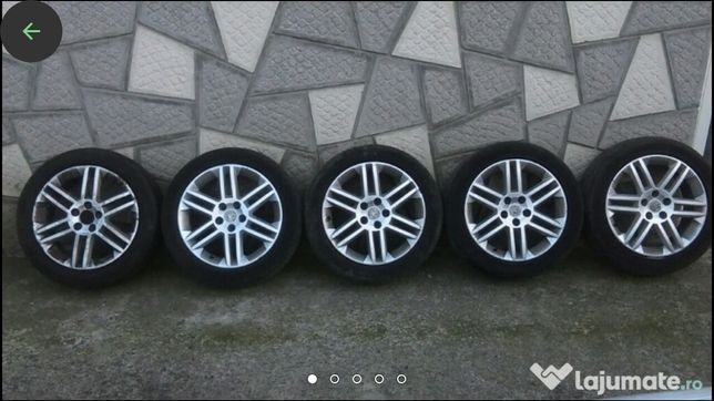 Jante Aliaj Audi,Mercedes,Skoda,Vw,Opel