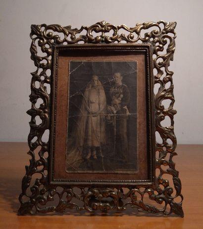Fotografie, Principesa Elisabeta si Printul George - Raritate