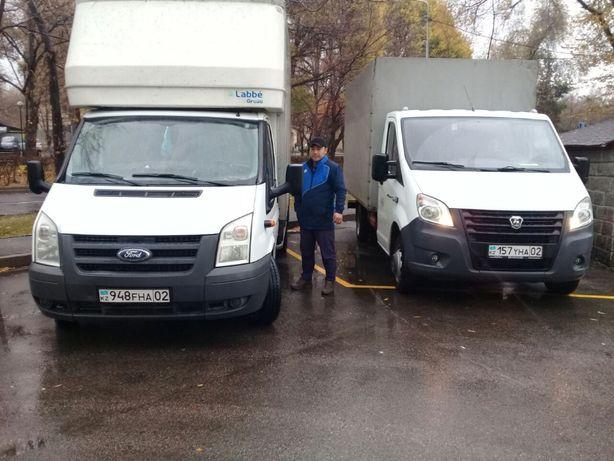 Грузоперевозки Газель любой сложности по Алматы, области