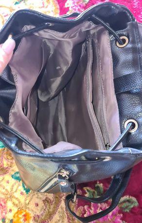 Сумка рюкзак кож.зам.