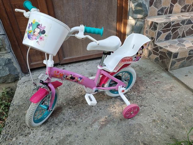 Bicicleta 3-5 ani